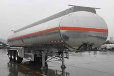 东风牌EQ9400GYYTZ型铝合金运油半挂车图片