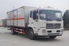 國五東風天錦易燃液體廂式運輸車價格