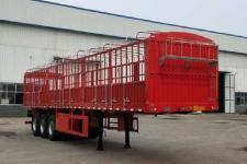 中集10.5米34.5吨3轴仓栅式运输半挂车(ZJV9402CCYDY)