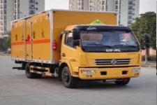 东风多利卡易燃液体厢式运输车价格