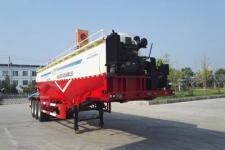 杨嘉12.3米28吨3轴下灰半挂车(LHL9408GXH)