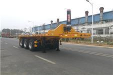 中集7.7米32.8吨3轴平板自卸半挂车(ZJV9402ZZXPSZ)