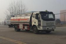 一汽解放12吨14吨油罐车价格