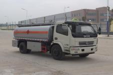 东风多利卡8吨流动移动加油车价格
