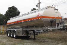 醒狮11.6米33.3吨3轴铝合金运油半挂车(SLS9401GYYC)