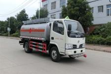 东风4吨5吨流动加油油罐车价格