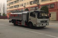 10吨油罐车几多钱一辆东风多利卡飞机加油车