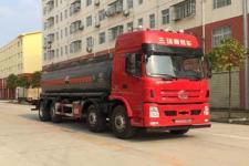 国五腐蚀性物品罐式运输车价格