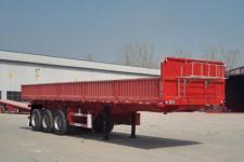 豫前通10.5米33.5吨3轴自卸半挂车(HQJ9400ZC)