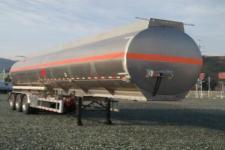 东风牌EQ9400GYYTZ2型铝合金运油半挂车图片