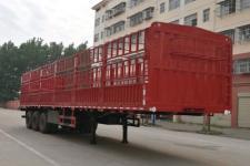 程力威12.5米33.4吨3轴仓栅式运输半挂车(CLW9402CCY)