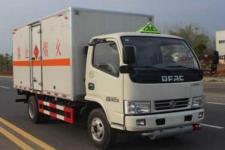 東風多利卡易燃液體廂式運輸車價格