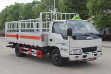 江铃国五4米2气瓶运输车价格