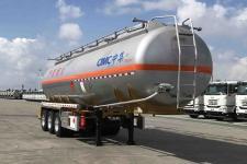 中集11米31.2吨3轴易燃液体罐式运输半挂车(ZJV9402GRYJM)
