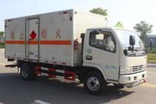 东风多利卡易燃气体厢式运输车价格直降5000