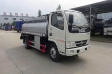东风多利卡蓝牌HCQ5040TGYDF5型供液车