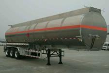 东风牌EQ9400GYYTZ1型铝合金运油半挂车图片