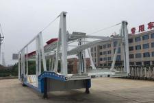 路路通13.8米10.7吨1轴乘用车辆运输半挂车(WSF9180TCC)