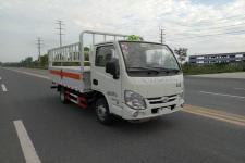躍進小福星柴油版國五3米3氣瓶運輸車