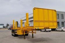 博格达10米27.5吨2轴运材半挂车(XZC9351TYC)