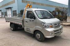程力威牌CLW5030JSQW5型随车起重运输车