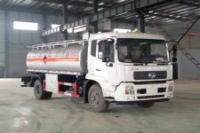 程力威牌东风天锦15吨运油车厂家直销价格