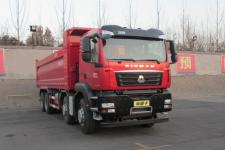汕德卡其它撤销车型自卸车国五375马力(ZZ3316N426ME1)