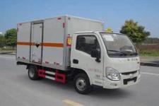 华通牌HCQ5032XFWSH5型腐蚀性物品厢式运输车
