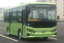 7米比亚迪纯电动城市客车