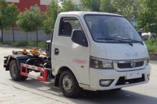东风途逸车厢可卸式垃圾车价格