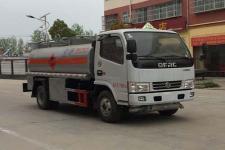 东风5吨流动移动加油车价格厂家直销