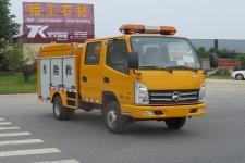 凯马双排工程抢险救援车厂家直销价格最低