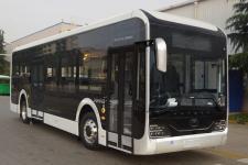 10.5米|宇通纯电动低地板城市客车(ZK6106BEVG1A)
