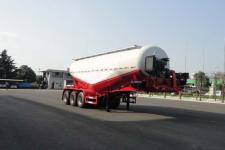 华威驰乐11.4米30吨3轴低密度粉粒物料运输半挂车(SGZ9408GFL)
