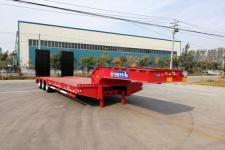 杨嘉11.2米29.2吨3轴低平板半挂车(LHL9385TDP)