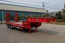 杨嘉11.5米32吨3轴低平板半挂车(LHL9408TDPA)