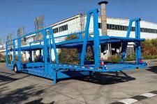 赛采埃孚克13.8米10.7吨1轴车辆运输半挂车(TGT9182TCL)