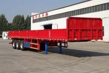 梁山开元12米33.3吨3轴半挂车(LKY9400)