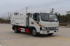 江淮藍牌5方壓縮式對接垃圾車廠家直銷