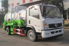 国六东风餐厨垃圾车价格