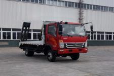 豪曼越野平板运输车(ZZ2048TPBE27EB0)