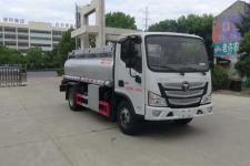 福田蓝牌5吨供液车价格