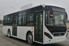 10.5米|万向纯电动低入口城市客车(WXB6100GEV7)