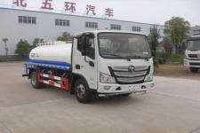 华通牌HCQ5045GPSB6型绿化喷洒车