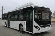 12米|万向纯电动低入口城市客车(WXB6121GEV10)