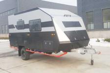 吉鲁恒驰7.2米00.3吨1轴旅居挂车(PG9030XLJ)
