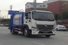 国六压缩式垃圾车价格