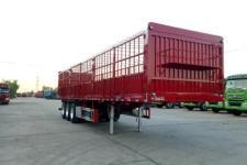 纳发祥12米33.6吨3轴仓栅式运输半挂车(FMT9403CCY)