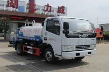 中汽力威牌HLW5042GSS6EQ型洒水车图片
