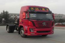 大运单桥牵引车0马力(CGC4180N5DABD)